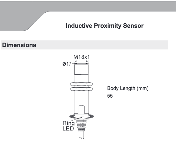 HTM Sensors FCM2-1808N-A3U2