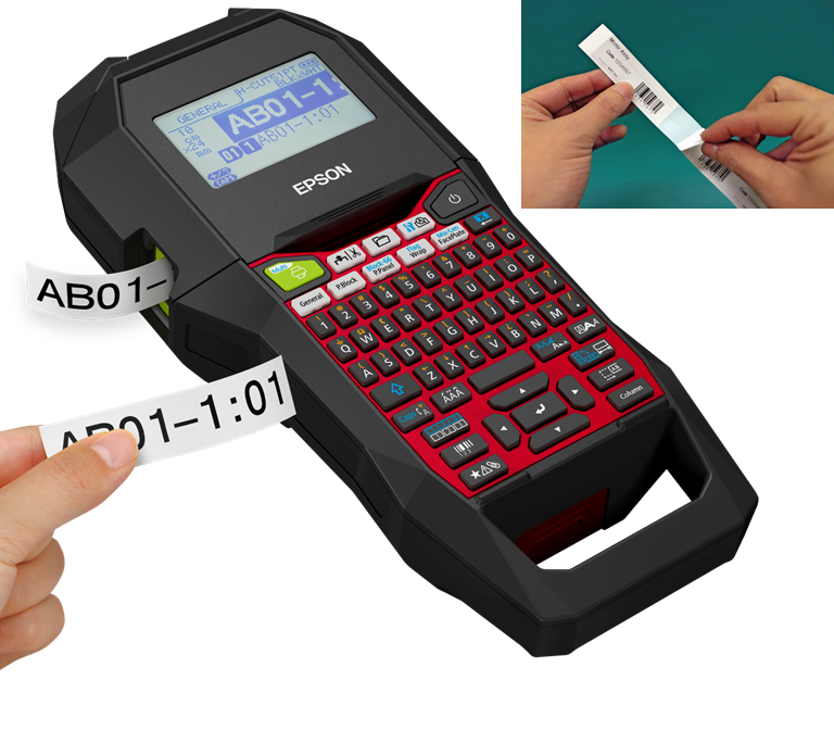 NEW LW-PX700 industrial label printer